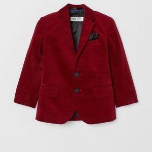 HM boys blazer size 4-5